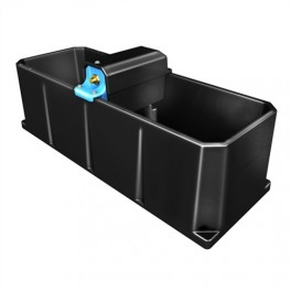 Rectangular Drinking Trough - 120 litre - with Ballcock (Centre/End Fill)