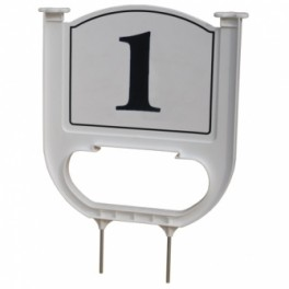Summit Number Marker (Single)