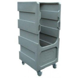 "5ft 8"" Distribution Trolley (No Curtain)"