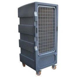 "5ft 10"" Distrubution Trolley (Hinged Mesh Door)"