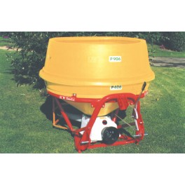 Fertilizer Spreader - 700L - 35hp - Tractor Mounted Oscilating Tube