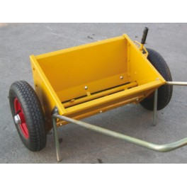 Drop Salt Spreader - 48L - Pedestrian Driven