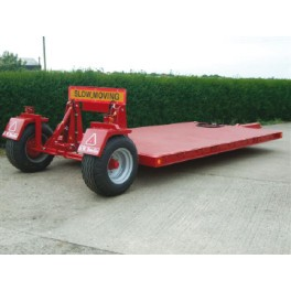 4 Ton Low Loader - 4.6m x 2.44m - 60hp