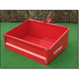Transport Box - 1.22m x 0.92m - 16hp (Non-Tipping)