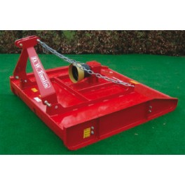 Topper Mower - 1.5m - 24hp