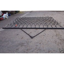 10ft Heavy Trailed Chain Harrow
