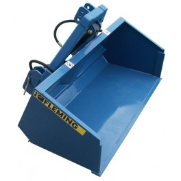 5ft Hydraulic Transport Box - Compact