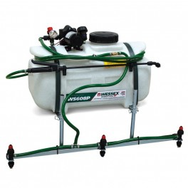 Sprayer with Pressure Control, Hand Lance & Hose (18Ltr/min pump)