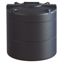Vertical Rainwater 1250 Litre Tank - Potable