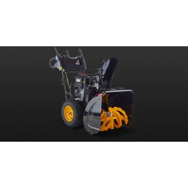 Petrol Two Stage Snow Blower - McCulloh PM55
