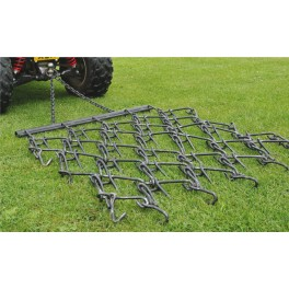 6ft Chain Harrow trailed