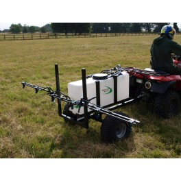 125L Trailed Boom Sprayer with 2.5m Boom
