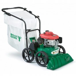 6.5hp Self-Propelled Leaf & Litter Vacuum with Chipper - 27""