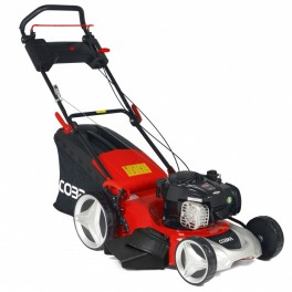 """18"""" Push Petrol Lawnmower with 4-in-1 Collection"""
