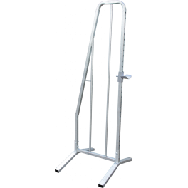 Galvanised Steel Wide Beveled Stand (Pair)