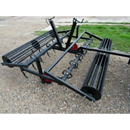 "Manege Groomer - Drawbar Towed - 1200mm (48"")"
