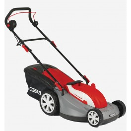 "16"" Electric Mower with Rear Roller"