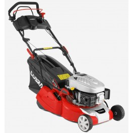 """16"""" Self-Propelled Petrol Rear Roller Lawnmower with Electric Start"""