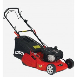 """18"""" Self-Propelled Petrol Rear Roller Lawnmower with B&S Engine"""