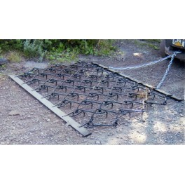 6ft Small Holder  Drag Chain Harrow