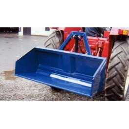 5ft Heavy Duty Hydraulic Tipping Transport Boxes
