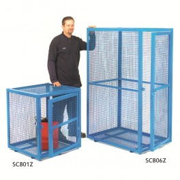 Security Cages - 700 x 700 x 830mm (comes as standard)