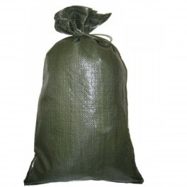 Empty Black Plastic Sandbags - Heavy Duty (Pack of 100)