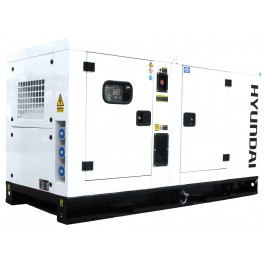 Canopied Single Phase Diesel Generator 28kW/28kVA 230v 1500rpm