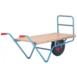 Large Flatbed Horticultural Trolley