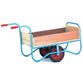 Garden Cart with Sides