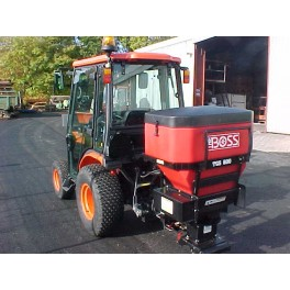 TGS 800 2-Stage Tailgate Spreader 230ltr