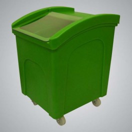 WHEELED FEED BIN - Large