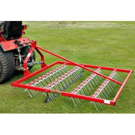 Scarifying Rake (3 Point Linkage) - 60 inches wide