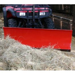 Dozer / Silage Blade - Basic Mount with Manual Lift System