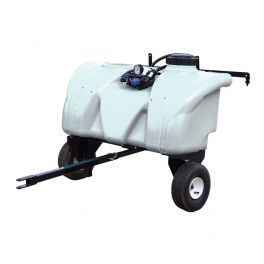 60L Pro Zero-Turn Sprayer - 8.3L/min Pump
