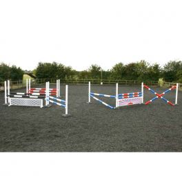 Intermediate Pack (6 Fence) : Includes 2 Spread Fences