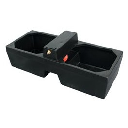 Automatic Rectangular Water Trough