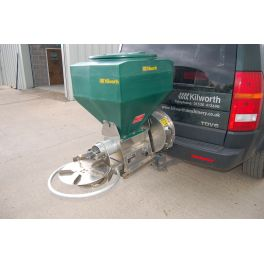 120 litres Electric Salt Spreader - Plastic