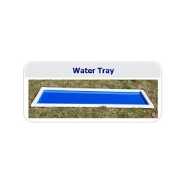 Water Tray 2 with White Edges