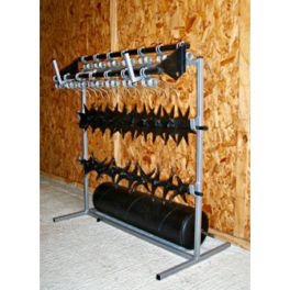 Storage Stand for Lawn Care