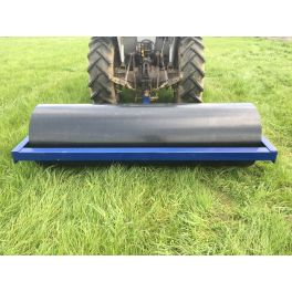 "Heavy Duty 8ft Farming  Roller - 30"" Dia"