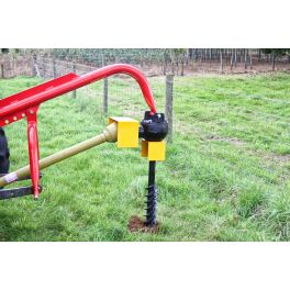 "Post Hole Digger  4"" inch Auger"