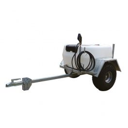 200L Pro Trailer Sprayer with 11.4L/min Pump