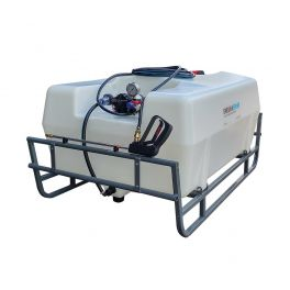 400L Pro Skid Sprayer with 19L/min Pump