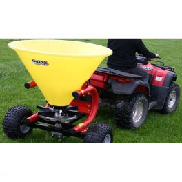 6 Bag Precision Spreader 300kg Plastic Hopper