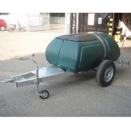 1000 Litre Site Model Water Bowser - Plastic