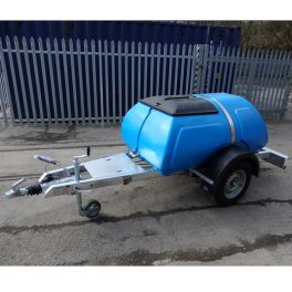 1000 Litre Highway Model Water Bowser - Plastic
