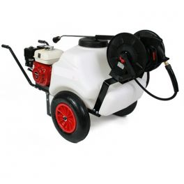 120L Mini Pressure Washer Bowser