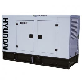 Canopied 3 Phase Diesel Generator 62kVA, 230v/400v 1500rpm - Deutz Engine