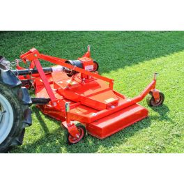 2.15m Italian Rear Discharge Finishing Mower